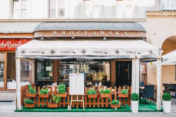 Restauracja Wrocławska - zdjęcie z zewnątrz